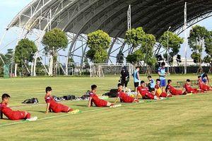 Danh sách U-22 Việt Nam đá với CLB Kitchee không có Quang Hải