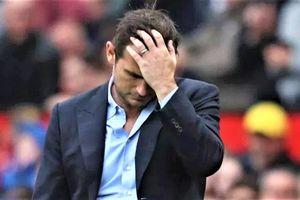 HLV Lampard rút ra bài học từ thảm bại trước MU