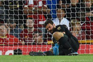 Liverpool tiếp tục nhận hung tin với chấn thương của Alisson