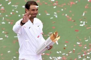 Rafa Nadal bảo vệ thành công chức vô địch Rogers Cup