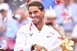 Rogers Cup: Nadal 'giáo huấn' Medvedev, giành danh hiệu Masters 1.000 thứ 35