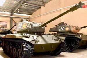 Xe tăng Walker Bulldog, 'chiến lợi phẩm' từ Mỹ trong kho của Việt Nam