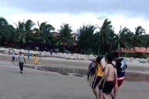 Du khách chết đuối ở khu tắm biển Đất Lành: Giám đốc resort phát ngôn vô cảm?