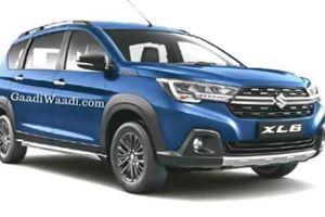Xe giá rẻ Suzuki XL6 mới 'đối thủ' của BR-V, Rush và Xpander