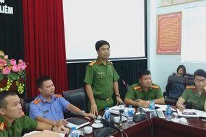 Vụ bắt giữ người tại Hà Nội: Khởi tố các bị can ném cát vào mặt, chửi bới công an