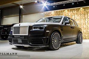 Rolls-Royce Cullinan bản độ tỷ phú giá 17 tỷ đồng có gì?