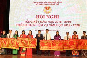 Ngành GD-ĐT Hà Nội khẳng định vị trí lá cờ đầu