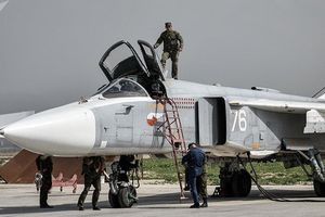Cố tiếp cận căn cứ không quân của Nga, 6 máy bay không người lái của phiến quân bị bắn hạ