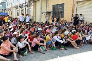 Nghi vấn Ban Giám đốc bỏ trốn, hàng ngàn công nhân công ty Kai Yang Việt Nam 'đứng ngồi không yên'