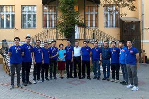Việt Nam đạt thành tích ấn tượng tại Kỳ thi Thiên văn và Vật lý thiên văn quốc tế lần thứ 13