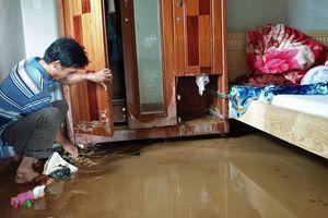Khắc phục hậu quả sau mưa lũ