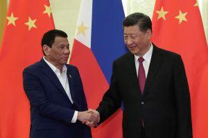 Philippines khẳng định Tổng thống Duterte sẽ nêu vấn đề Biển Đông khi thăm Trung Quốc