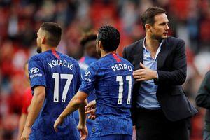 Lampard: 'Chelsea có rất nhiều bài học sau trận thua M.U'