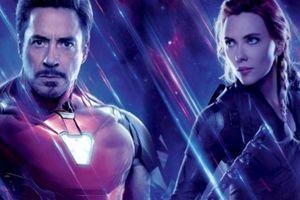 Hi sinh trong 'Avegers: Endgame', Iron man và Black Widow thành người hùng được yêu thích nhất