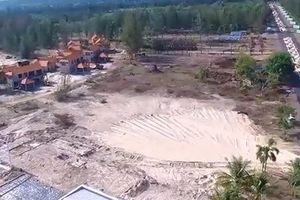 Siêu dự án Thanh Long Bay huy động vốn trái phép bị Bình Thuận 'tuýt còi'