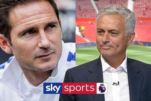 Thua thảm M.U, HLV Lampard nổi cáu với Mourinho