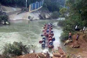 2 người Cao Bằng chết đuối khi vượt biên bằng bè phao sang Trung Quốc