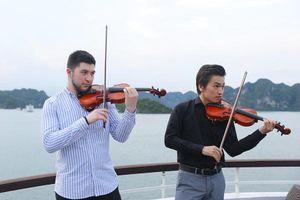 Lời tự tình âm nhạc của những nghệ sĩ tài hoa trên du thuyền