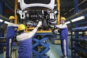 Thị trường ô tô tháng 7, cuộc đua của 3 'ông lớn' Trường Hải, Toyota, Hyundai