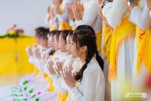 Hơn 3.000 phật tử tham dự đại lễ Vu Lan 2019 tại chùa Càn Môn