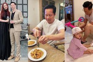 Mừng ra mặt khi ông xã quá hoàn hảo, Phan Như Thảo tự tin: 'Tôi giỏi nhất là chuyện chọn chồng'