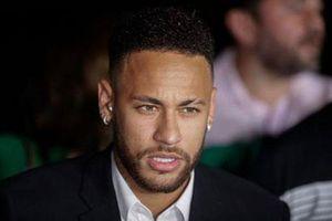 Neymar mừng rơn khi chính thức 'trắng án' hiếp dâm