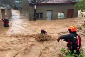 Siêu bão Lekima đổ bộ Trung Quốc: 32 người chết, 16 người mất tích