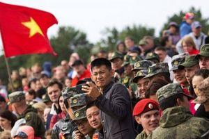 Công binh Việt Nam đạt giải ba trong cuộc thi 'Tuyến đường an toàn'