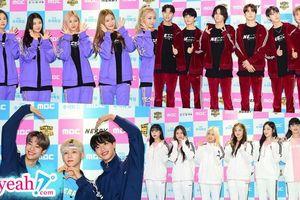 Dàn idol Kpop đình đám hội tụ để ghi hình cho Đại hội thể thao lễ Trung thu 2019