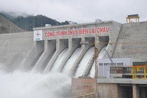 Thủy điện Lai Châu là công trình quan trọng liên quan đến an ninh Quốc gia