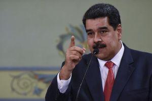 Tin ảnh: Maduro quyết không đầu hàng trước Trump