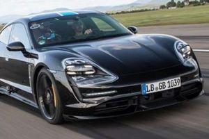 Porsche Taycan EV 2020 sẽ chính thức ra mắt ngày 4/9 năm nay