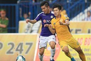 Bảng xếp hạng vòng 20 V-League 2019: Hà Nội FC thăng hoa, CLB TP. HCM 'hụt hơi'