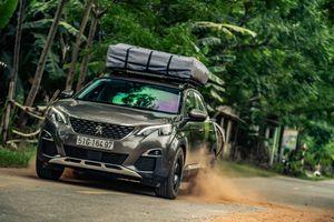 Khám phá Peugeot 3008 mà Top Gear phiêu lưu tại đường mòn Hồ Chí Minh