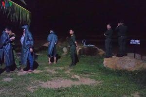 Tìm thấy thi thể 2 du khách mất tích trong vụ đuối nước ở Bình Thuận