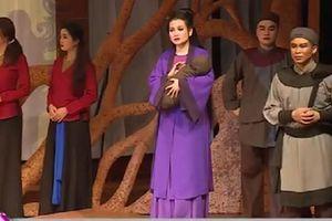 Sững sờ với 'Ngàn năm mây trắng' - Vở diễn đầu tiên kết hợp 4 loại hình nghệ thuật truyền thống của Việt Nam