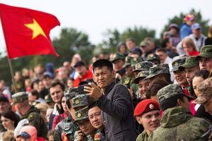 Hội thao Quân sự quốc tế: Công binh Việt Nam giành vị trí thứ ba cuộc thi 'Tuyến đường an toàn'