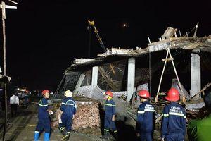 Khởi tố vụ án sập giàn giáo cây xăng ở Hải Phòng khiến 8 người thương vong