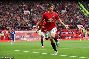 Daniel James: Từ cầu thủ suýt đá hạng ba đến bàn thắng vỡ òa ở Old Trafford