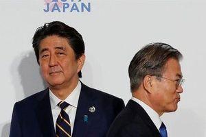 Hàn Quốc loại Nhật Bản khỏi danh sách được ưu đãi thương mại