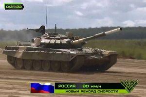 Nga bị tố cáo sử dụng 'tiếng còi đen' trong giải đấu Tank Biathlon 2019