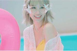 Hari Won mặc bikini, diễn xuất nhí nhảnh trong MV mới