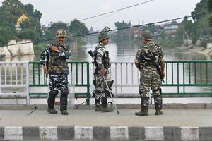 Nguy cơ bùng nổ xung đột ở Kashmir