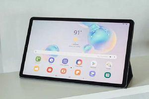 Samsung Galaxy Tab S6 - nỗ lực nhằm cạnh tranh với iPad Pro
