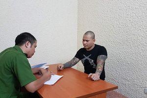 Công an bắt giữ 'hot facebooker' Quang 'Rambo' về hành vi cưỡng đoạt tài sản