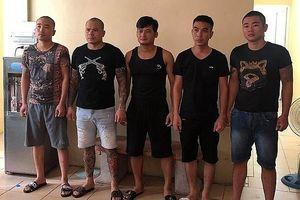 Bắt giữ trùm đòi nợ thuê Quang 'Rambo'