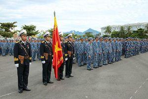 Quân chủng Hải quân khai mạc Hội thi tàu tốt