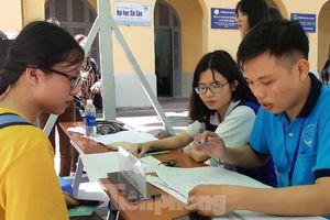 TPHCM: Điểm thi cao hơn điểm chuẩn vẫn trượt đại học