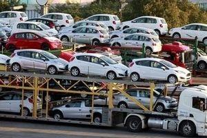 Nhập khẩu ô tô nguyên chiếc tăng mạnh trong 7 tháng đầu năm 2019