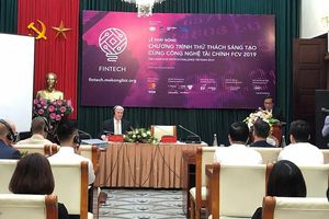 Khởi động Chương trình Thử thách sáng tạo cùng công nghệ tài chính Việt Nam 2019